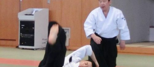 Aikido winter Seminar