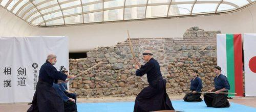 Tenshin Katori Shinto Ryu – Seminar